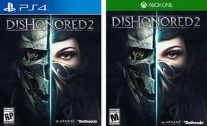 Mixup: Dishonored 2 para PS4 / Xbox One