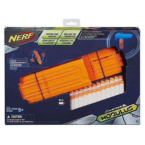Amazon: NERF Kit de Accesorios Clip de $400 a $99