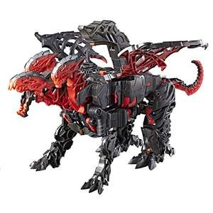 Amazon: Transformers Figura The Last Knight, Mega Turbo Changer Dragonstorm