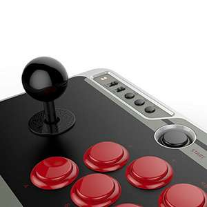 Amazon: 8Bitdo NES30AJ Arcade Stick para Nintendo Switch/PC/Mac/Android