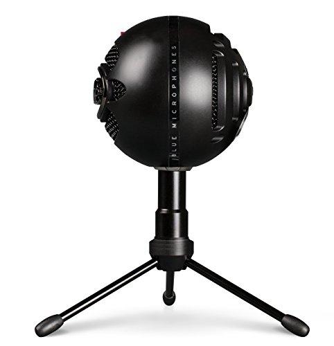 Amazon: Blue Microphones 1929 Micrófono USB SnowBall ICE, color Negro