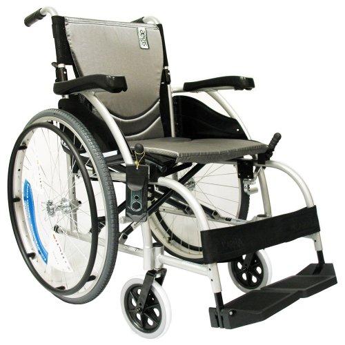 Amazon: Silla de ruedas ergonómica ultraligera marca Karman S-105