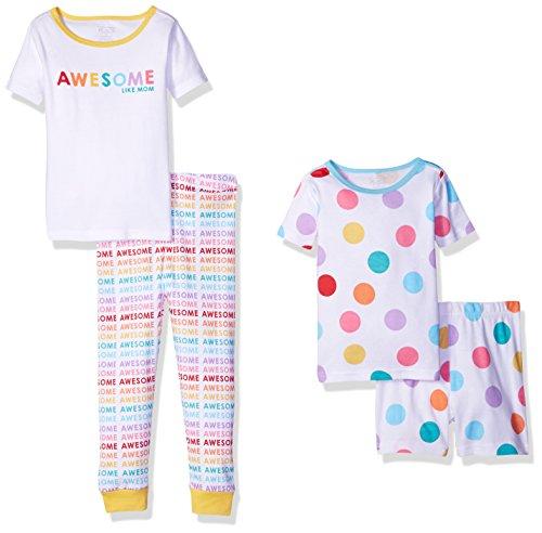 Amazon: 2 juegos de pijama para niña talla 2