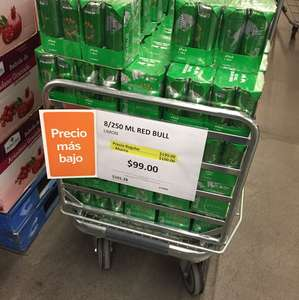 Sam's Club: 8 Red Bull por $99
