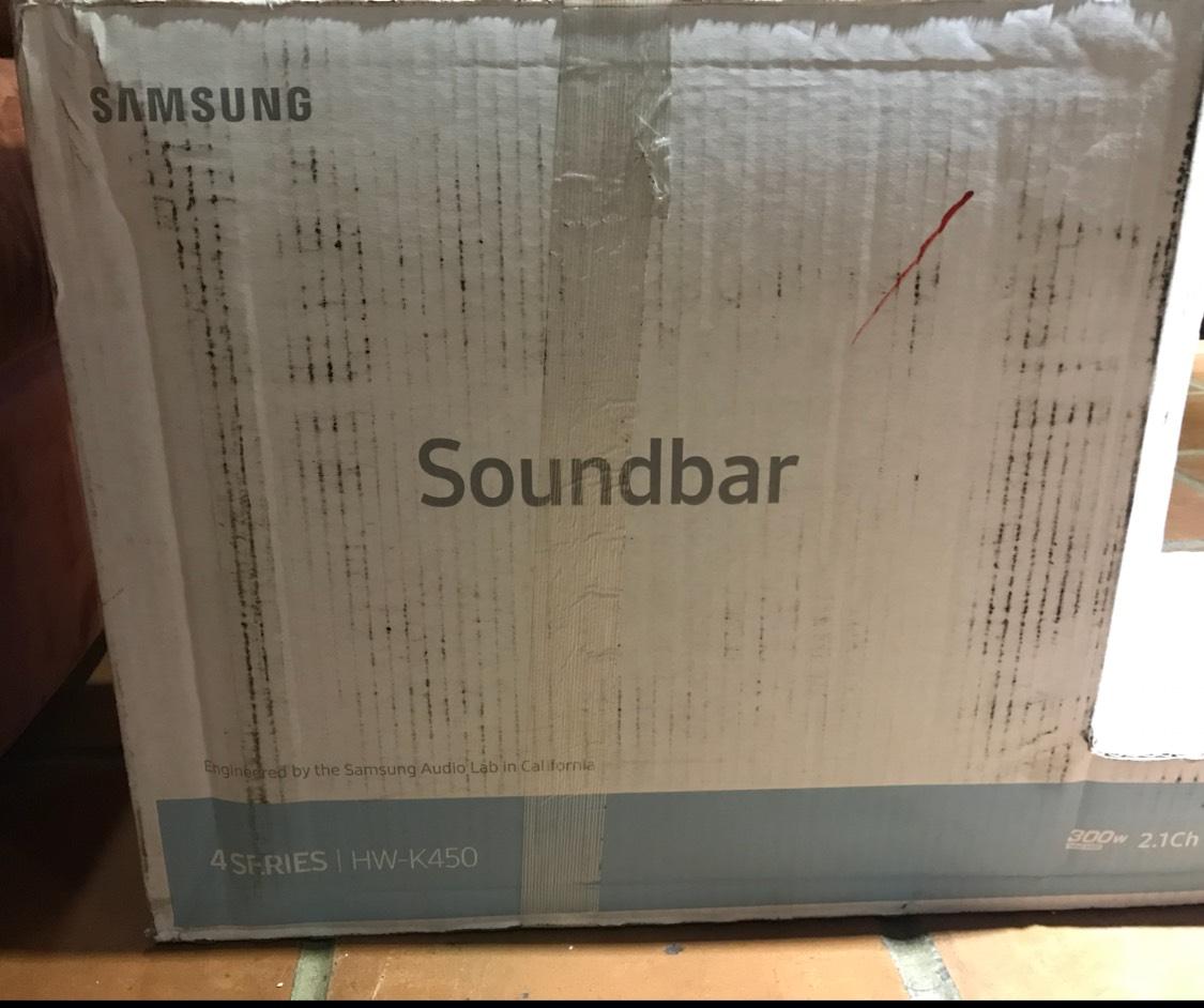 Walmart: Samsung Barra de Sonido 2da. Liquidación
