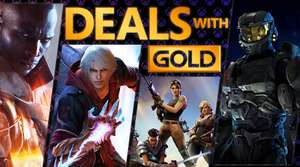 Xbox: Deals with Gold, 20 al 26 de febrero 2018