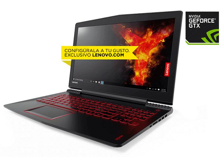 Lenovo: Laptop Lenovo Gamer Legion Y520 (precio con MercadoPago)