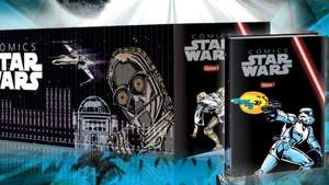 Walmart: Comic Star Wars Vol.1 en $69