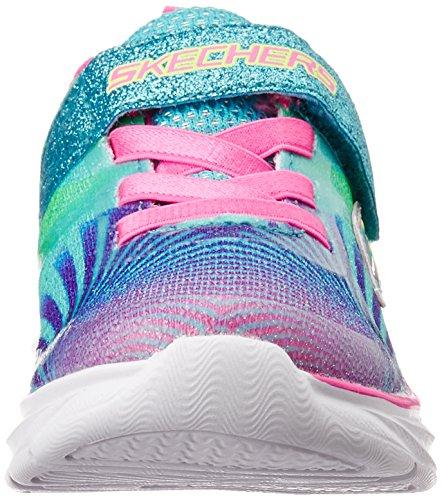 Amazon: TENNIS SKECHERS 80591L Zapatillas de Deporte para Niñas