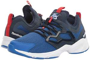 Amazon: Tenis Reebok Fury Adapt azul del patorce (9-9.5 Mx) y rojos (8-8.5Mx)