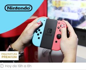 Privalia: nueva campaña de videojuegos y amiibos Nintendo a buenos precios (SOLO USUARIOS PREMIUM)