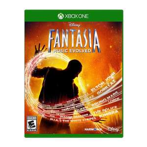 Sams Club: Xbox One - Fantasia Music Evolved