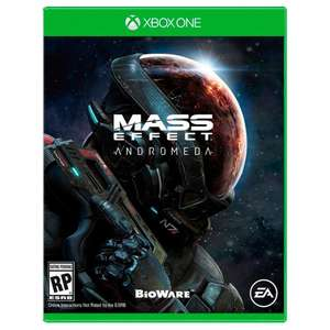 ELEKTRA: MASS EFFECT: ANDROMEDA XBOX ONE