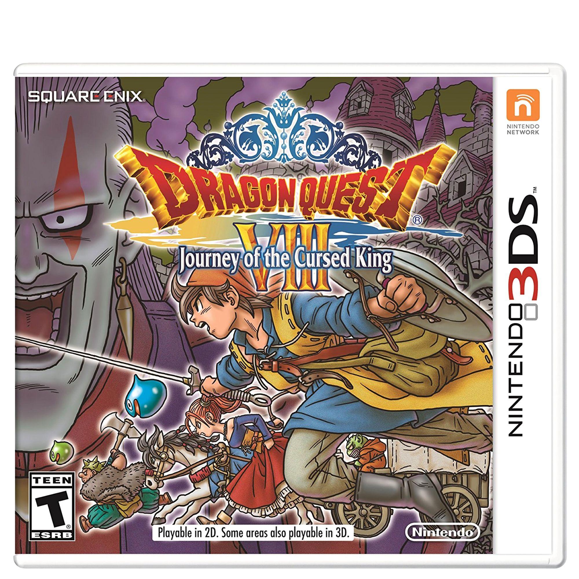 Privalia: Dragon quest VIII 3DS