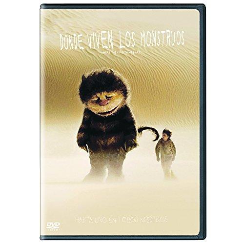 """Amazon: """"de donde vienen los mounstros""""  peliculon con prime  dvd"""