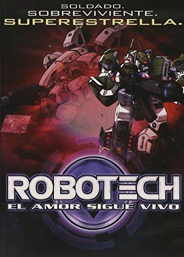 Amazon: robotech peli con prime  DVD