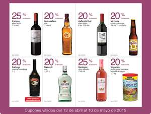 Folleto de ofertas en Costco del 13 de abril al 10 de mayo
