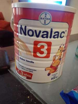 Superama: bayer novalac 800gr $60.02