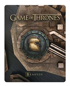 Amazon: GoT Season 6 (Steelbook) [Blu-ray] (Nuevamente disponible)