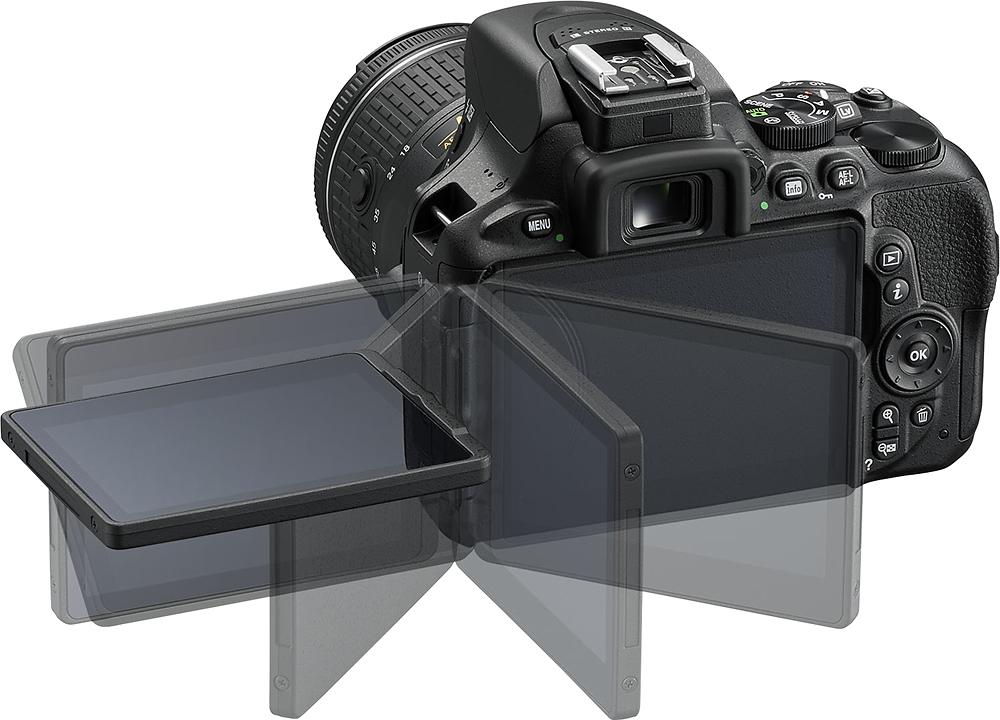 Best Buy: Cámara Nikon D5600