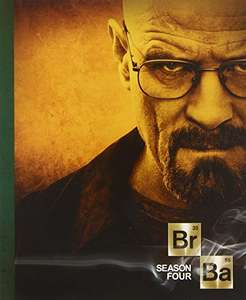 Amazon EU: Breaking Bad: The Complete Series BluRay