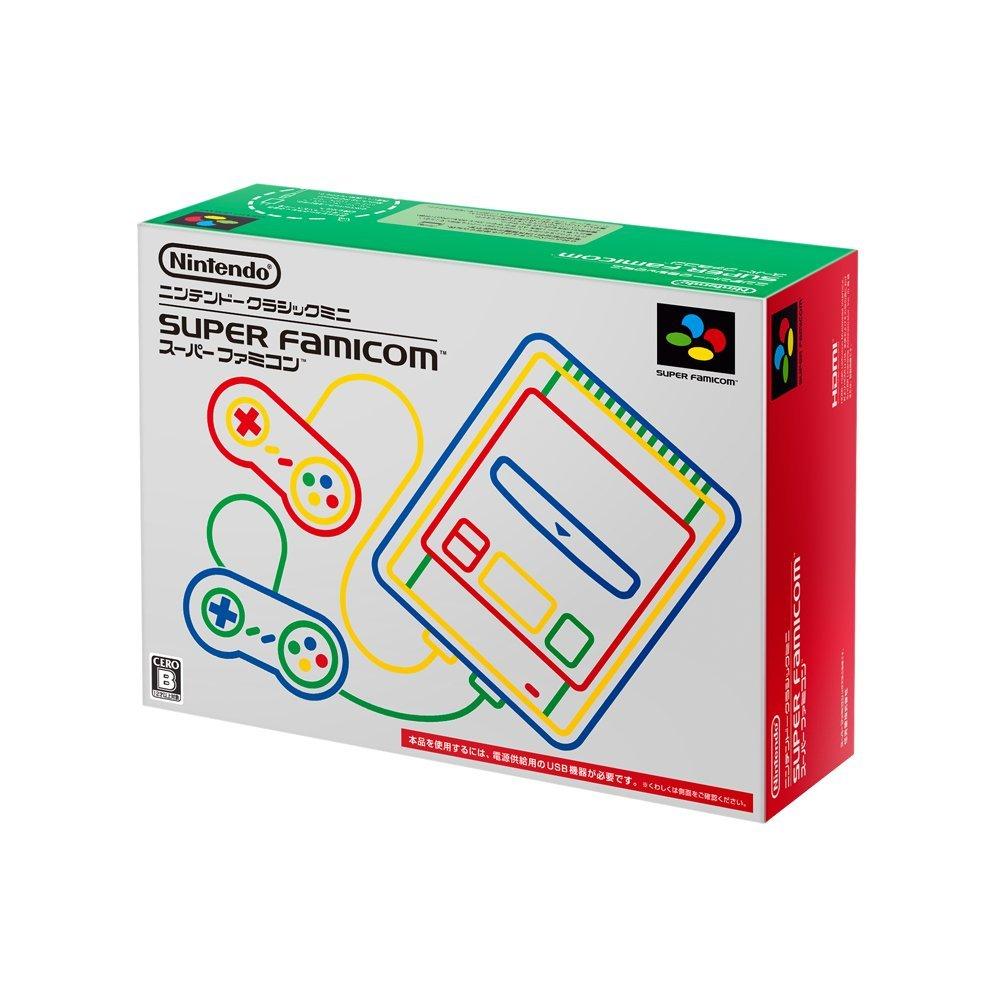 Amazon: Snes Classic Mini Famicom (Vendido y enviado Amazon Japon)