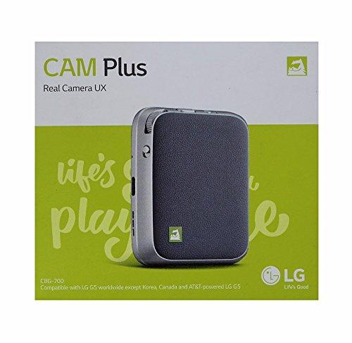 Amazon: LG Cam Plus para LG G5 $261 con envío (Vendido por Tercero)