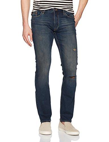 Amazon: Pantalon Calvin Klein Mezclilla Talla 40W X 32L (Aplica Prime)