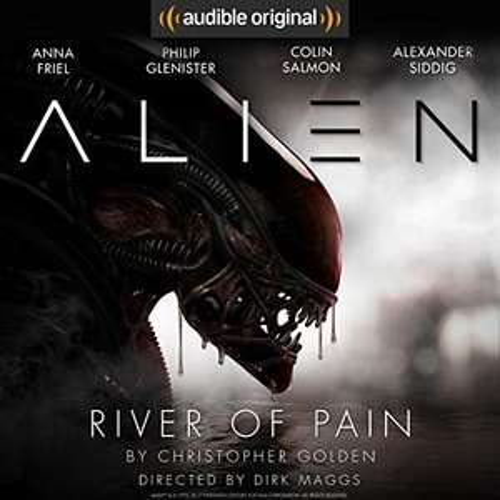 Audible: Alien - River of pain (Inglés)