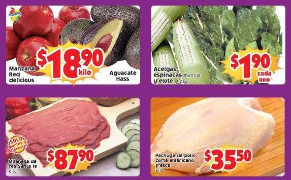 Ofertas de frutas y verduras Soriana 18 y 19 de febrero: tomate $4.45 el kilo y más