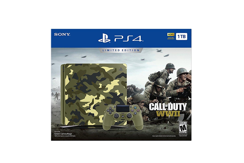 Groupon: Consola Sony PlayStation 4 de 1TB Bundle Call of Duty