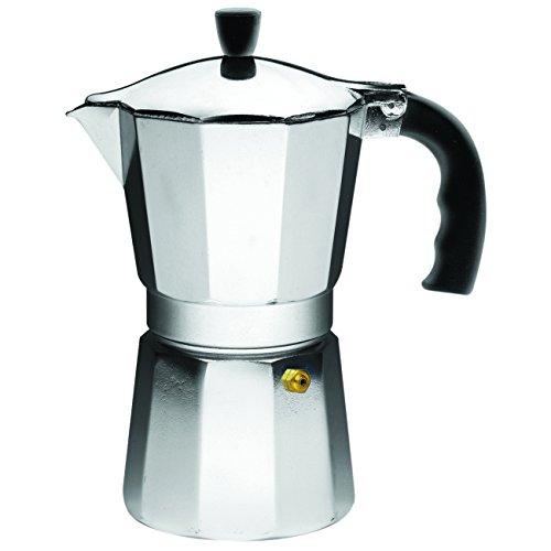 Amazon: Cafetera Imusa aluminio para Espresso 6 tazas