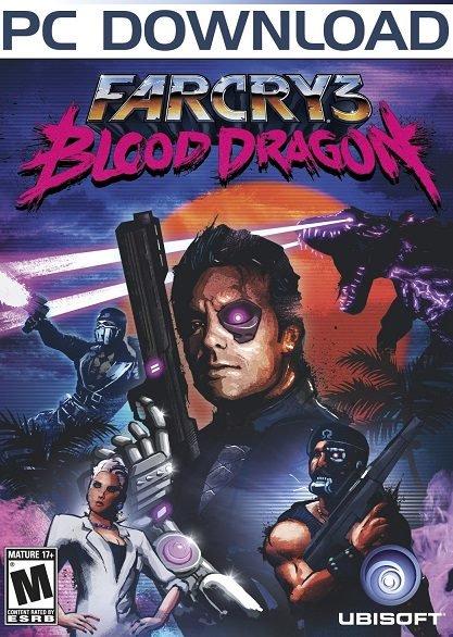 Gamingdragons: Blood dragon (Uplay) y otros juegos