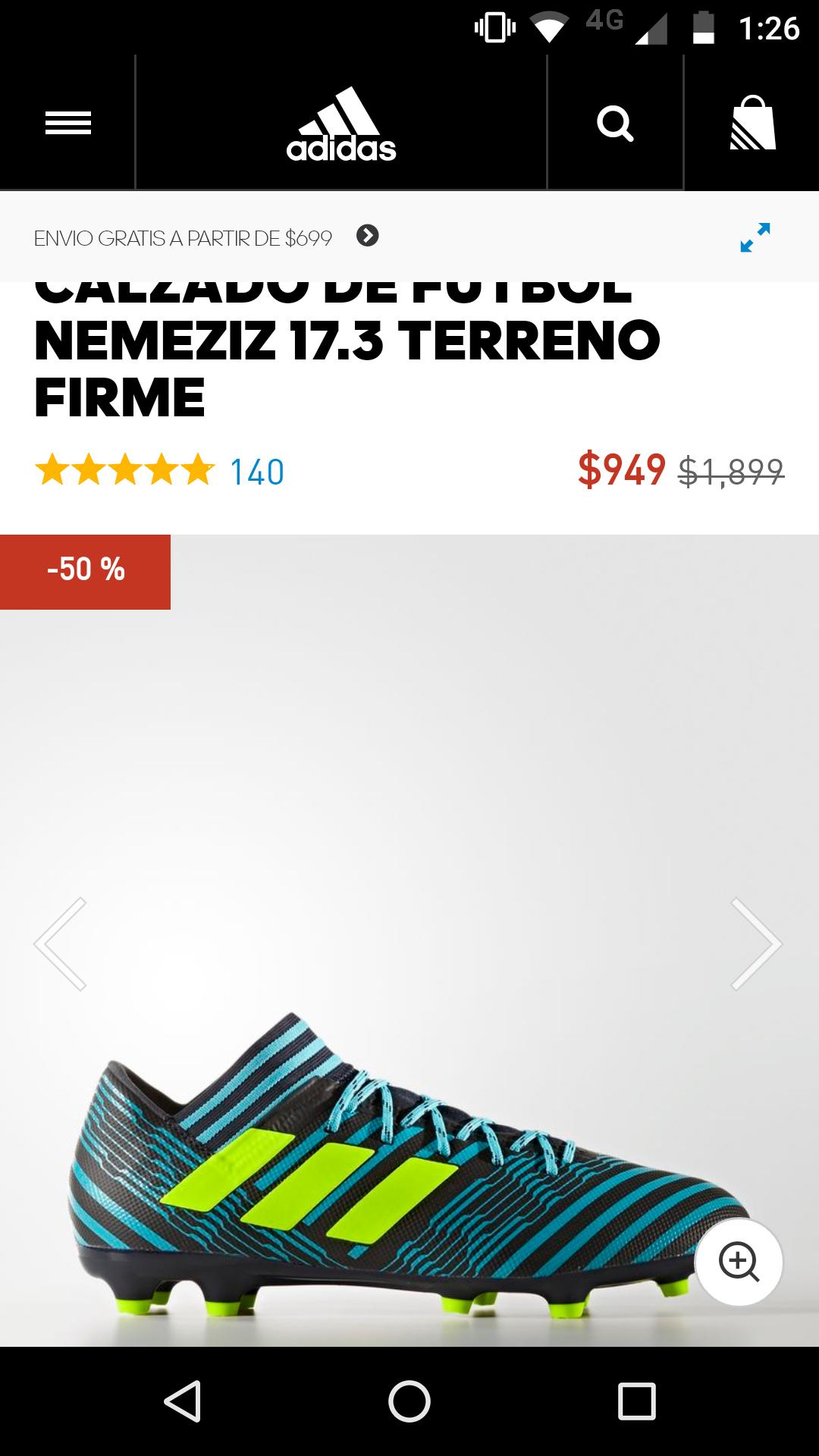 Adidas: Adidas nemeziz 17.3