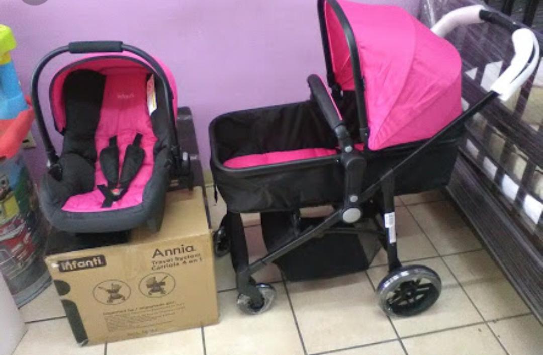 Walmart: Carreola Infanti Annia 800.02