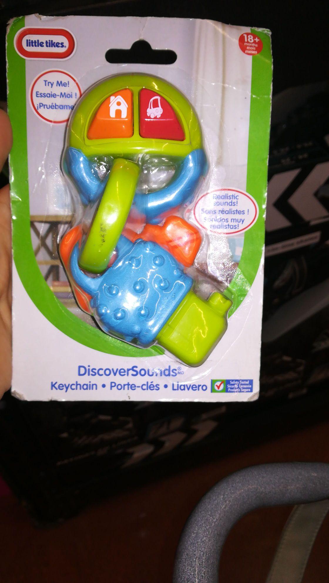Walmart: Sonaja  para bebé con sonido con promonovela en los demás juguetes que ya habían publicado