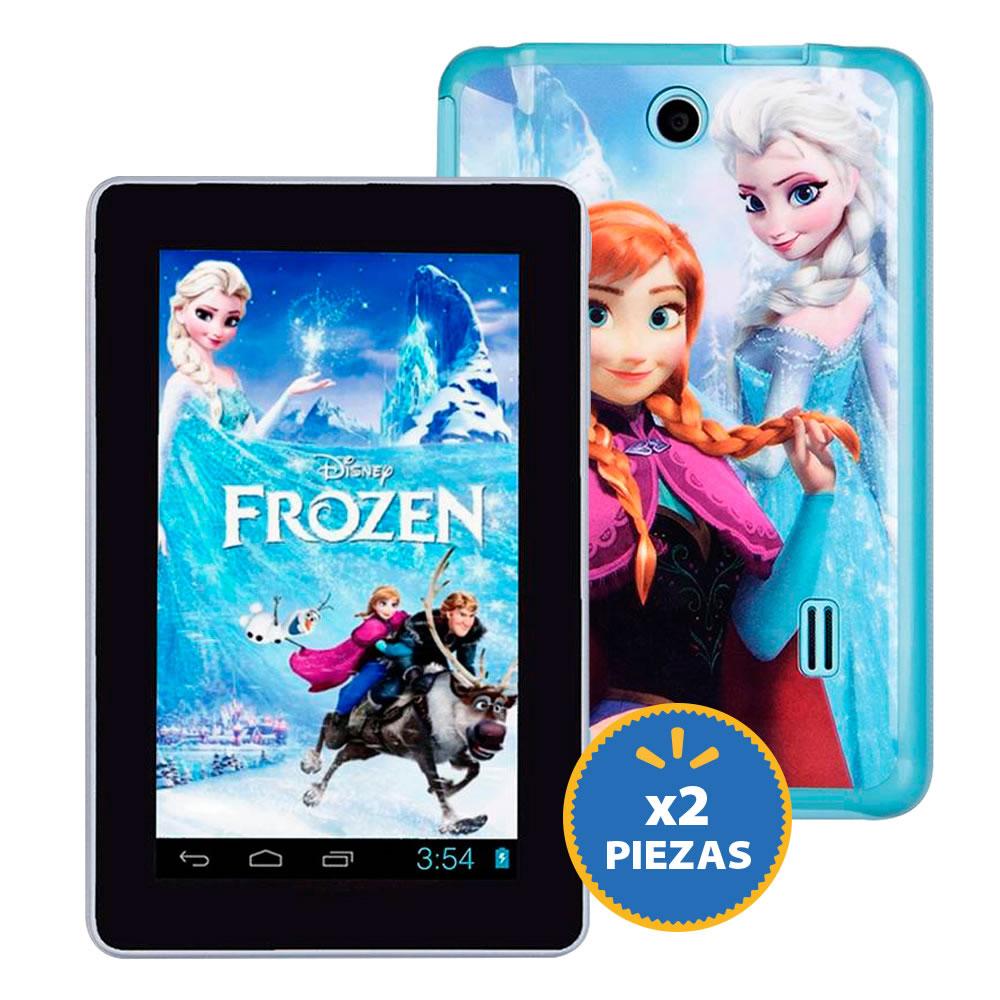 Walmart: Tablets Infantiles Frozen, Avengers, etc 2X1 $999.00