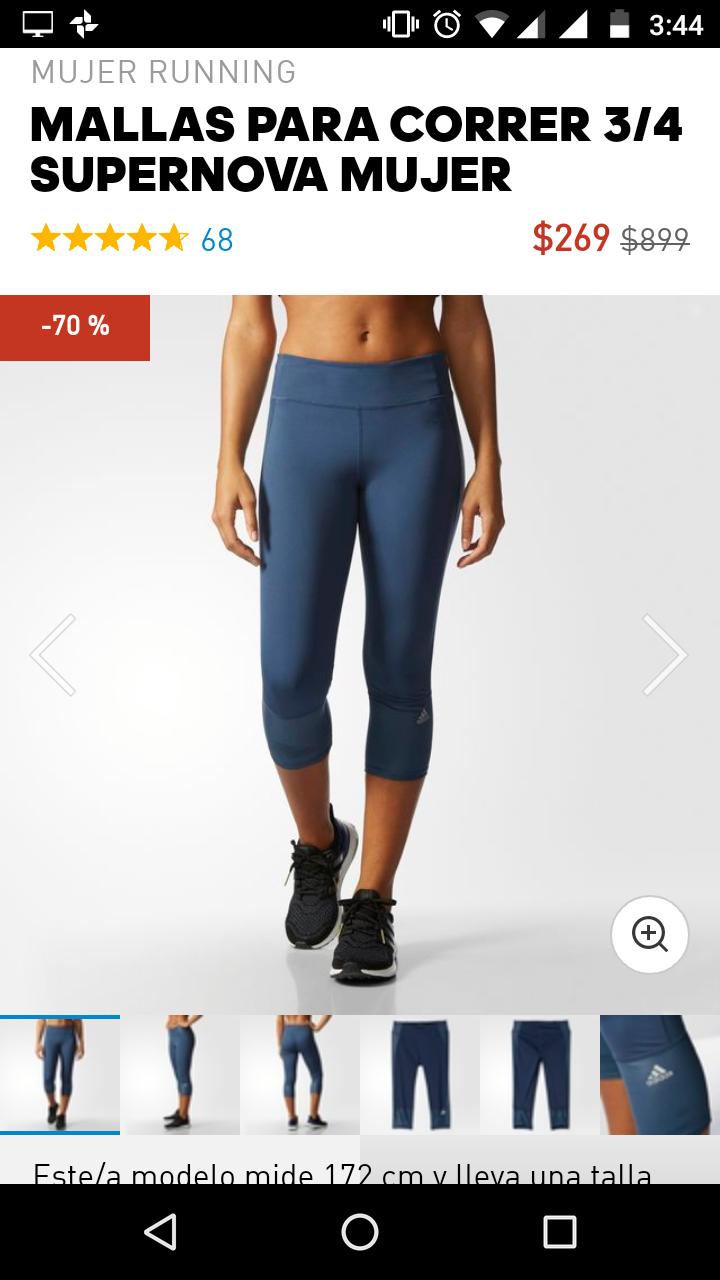 Mayas en la tienda Adidas online con el 70%