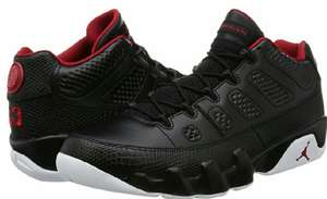 Amazon: Jordan 9 lows #7 mexicano en Amazon