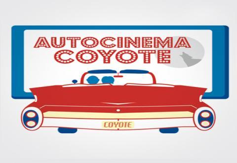 Funciones sencillas o dobles en autocinema coyote, entrada a La Pista o Granja Las Amércias $49