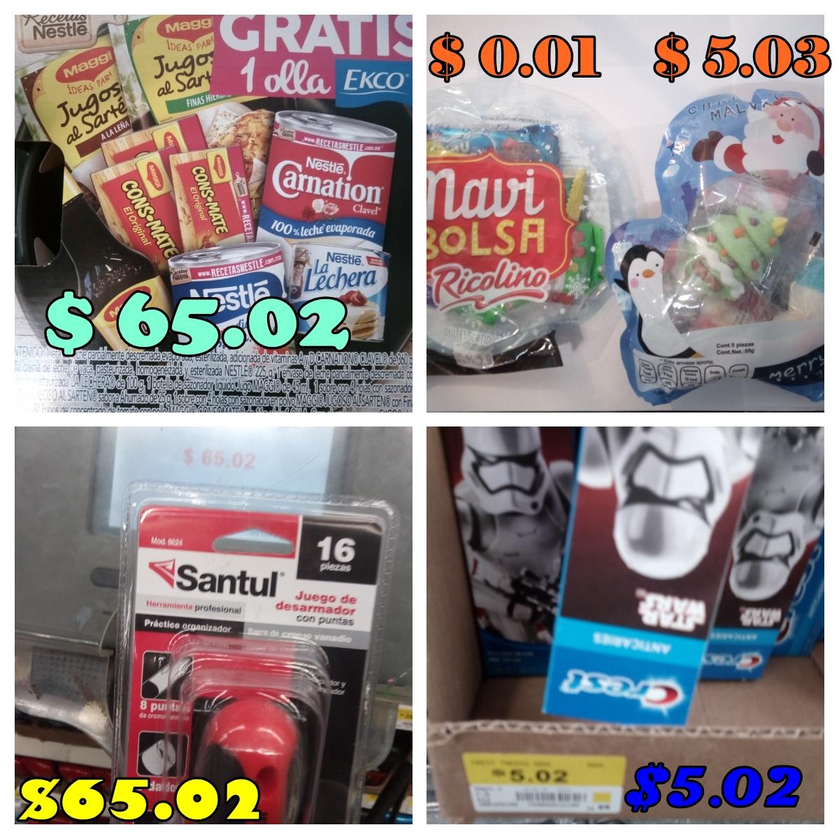 Bodega Aurrerá: Nestle pack + olla ekco $ 65.02 y más