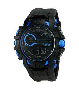 Amazon: Reloj Armitron sport color azul con negro