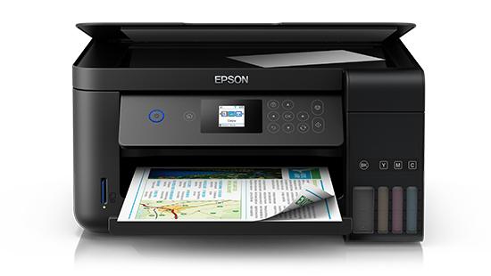 Costco: Impresora Multifuncional Epson Ecotank L4160 de Tinta Continua Wifi