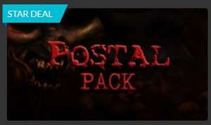 Fanatical: Postal pack para steam