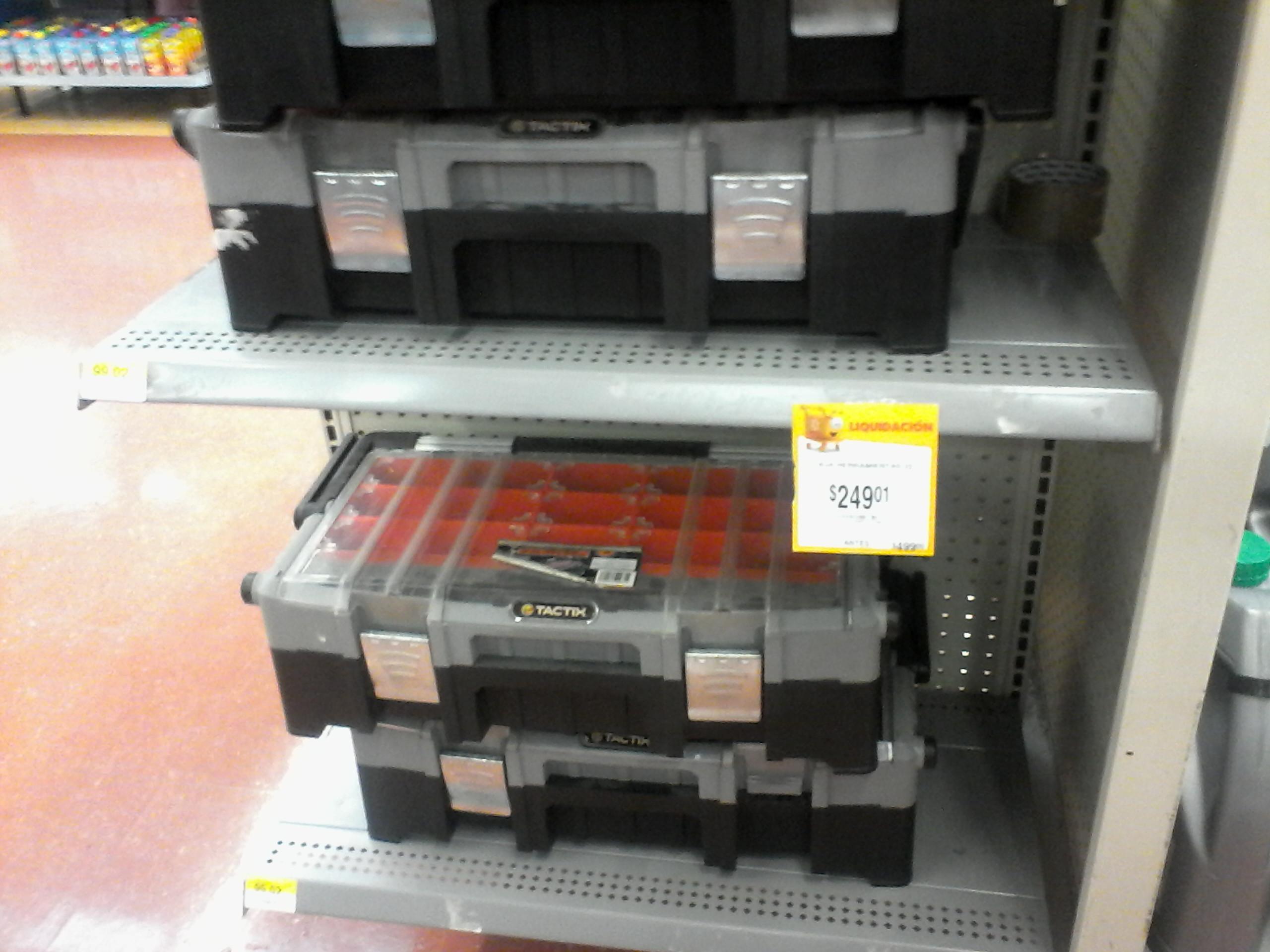 """Walmart: Caja para Herramientas de 22"""" en $99.02"""