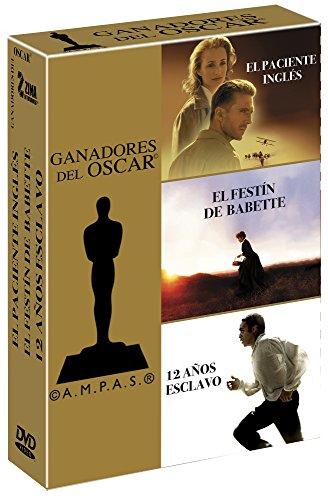Amazon Paquete de Películas Ganadoras del Oscar (DVD)