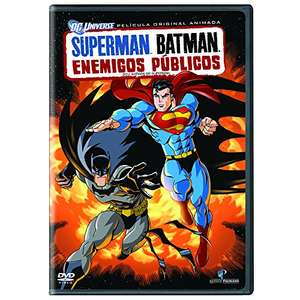 Amazon:  Superman / Batman: Enemigos Públicos DVD