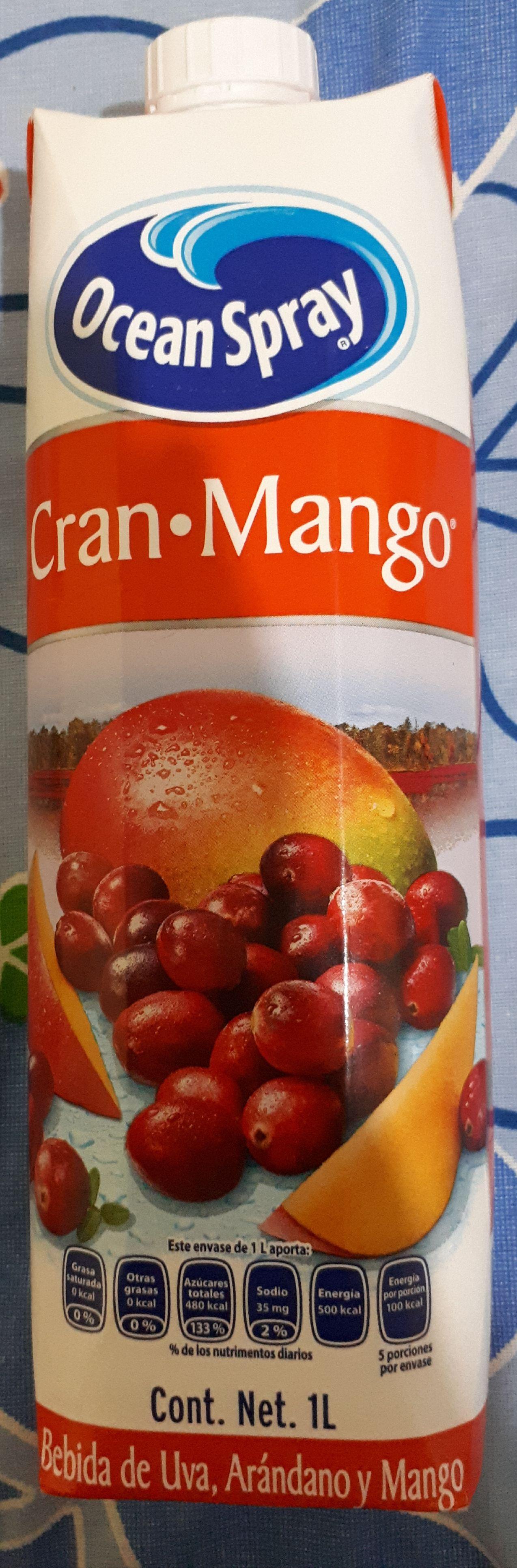 Chedraui Brisas: Jugo OceanSpray Mango $7, 4 Cartuchos Venus $33.60 y Mas