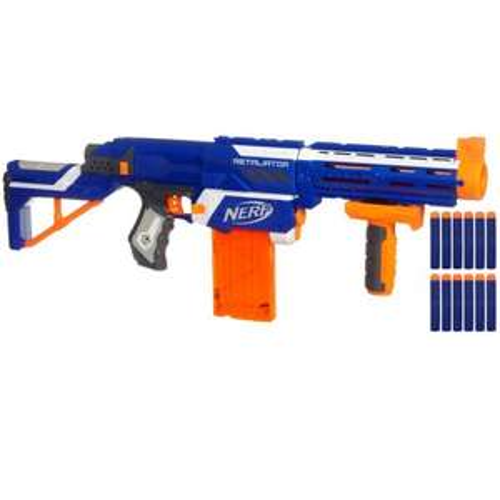 Linio: Nerf N-Strike Elite Retaliator $249
