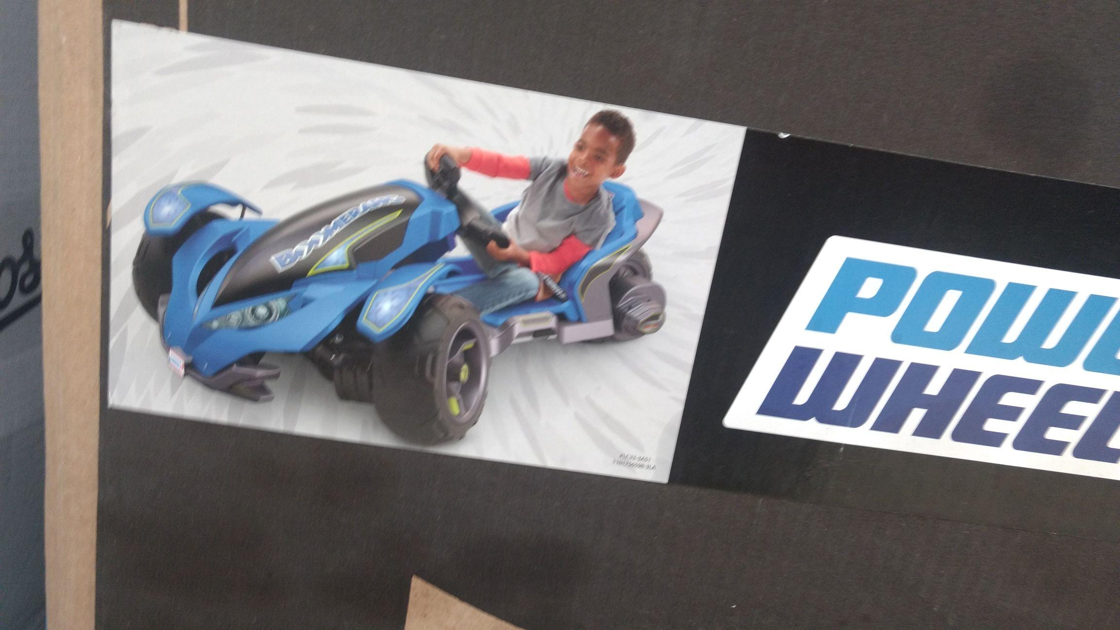 Walmart: Montables Power Wheels en liquidación